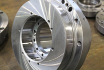 Drehteile CNC-Drehen Rundbearbeitung