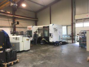 CNC-Drehen CNC-Fräsen